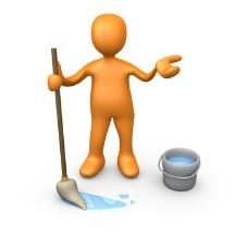 Limpeza e Sanitização